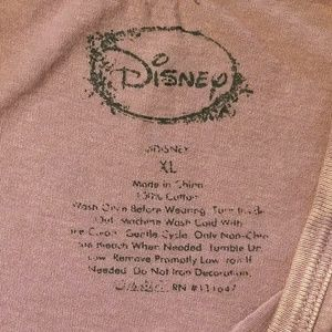 """Disney Lion King Pink """"Hakuna Matata"""" Tank Top"""